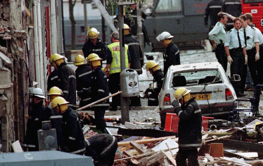 Contractor who cleared Omagh bomb site launches legal challenge