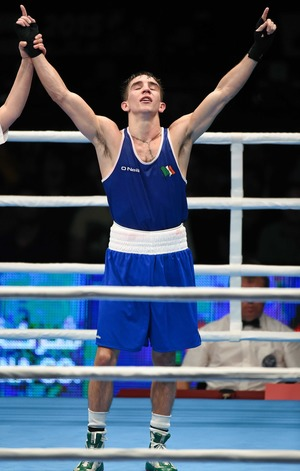 Michael Conlan's victory inspires future champions
