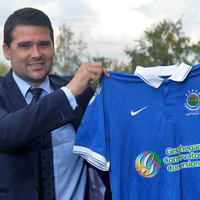 No more Mr Nice Guy from new Linfield manager Healy