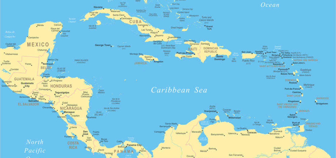 Get Away From It All On Caribbean Island Of Dominica The Irish News - Map of dominica caribbean sea