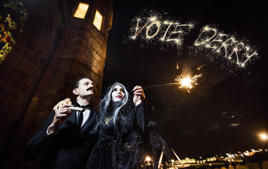 Derry named best Halloween destination in the world