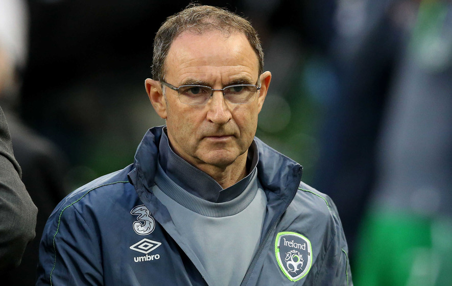 Ireland to face Bosnia in Euro 2016 play-off