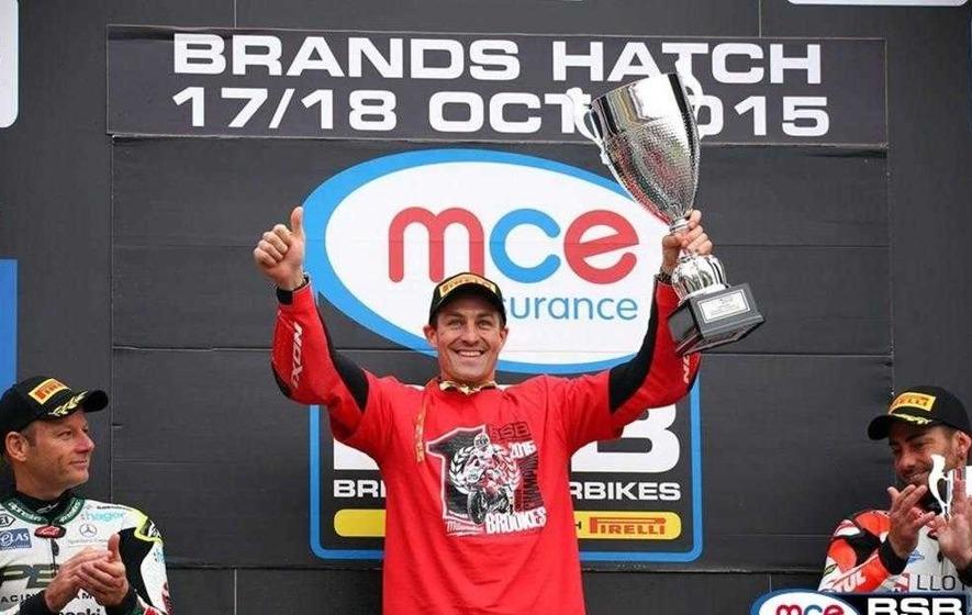 Brookes bags British Superbike Championship crown