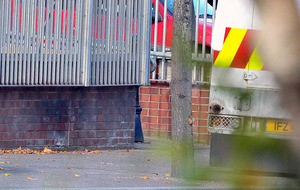 Police attack grenade 'stolen from Irish Army'