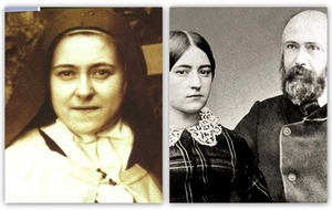 Pope canonises parents of St Therese of Lisieux