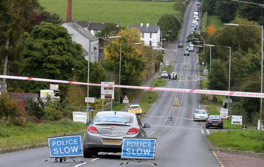 Car Crash Leaves Male Pedestrian 39 In Critical Condition