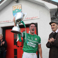 Cargin on the spot in Antrim championship win