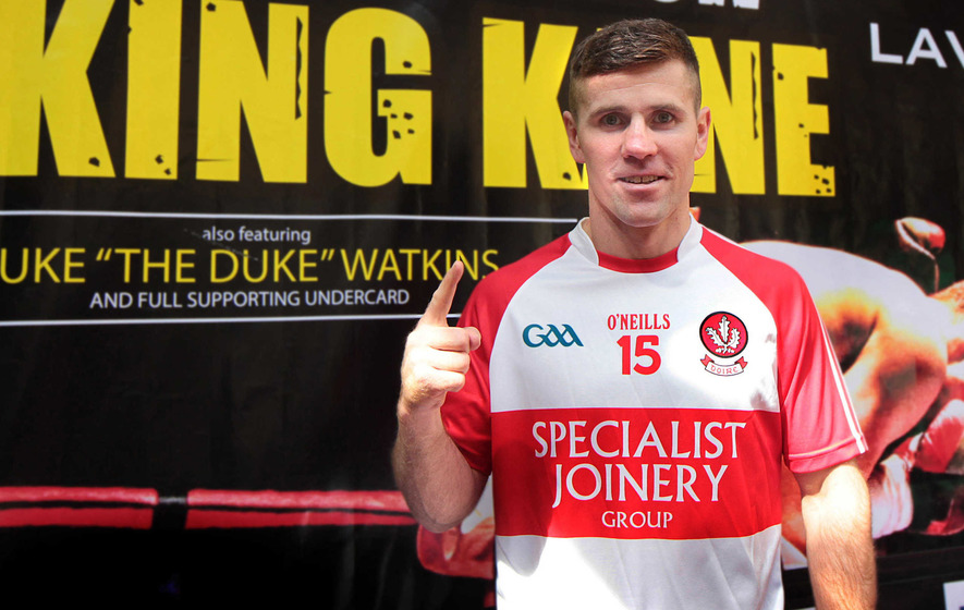Victory in defeat promises more big nights for O'Kane
