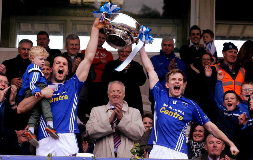 Scotstown top of the pile in Monaghan after seeing off Harps