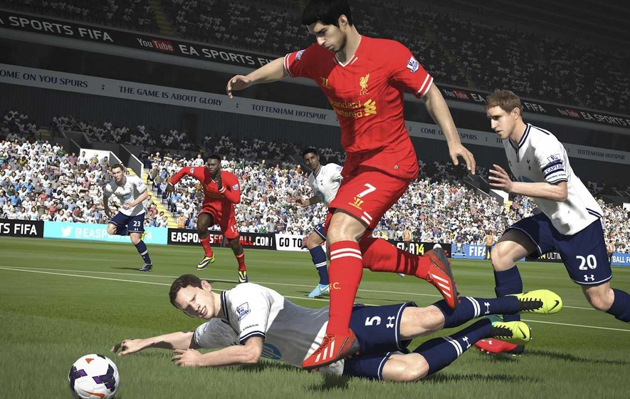 Fantasy FIFA impresses as much as real thing doesn't