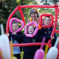 Primary school pupils have `sum' fun with maths