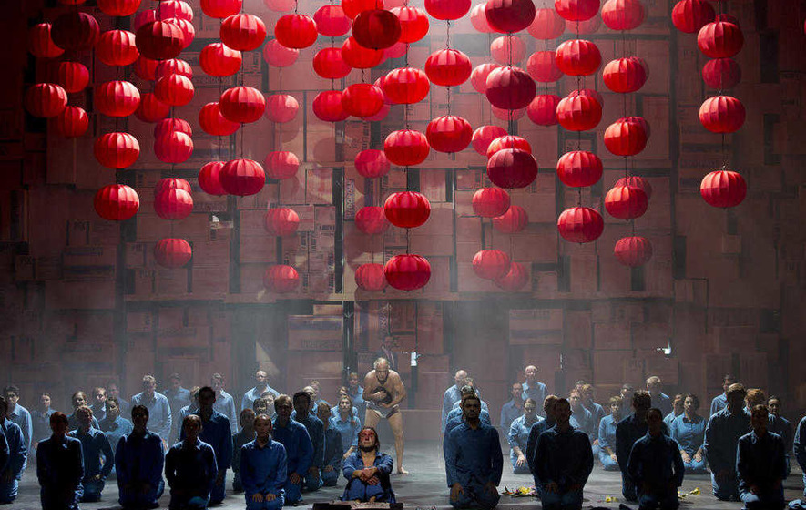 Modern Puccini opera explores global consumerism