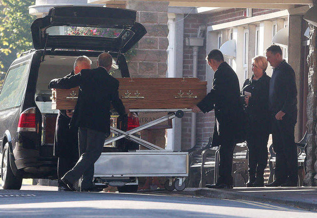 Garda killer's shot ex-partner 'may have no quality of life'