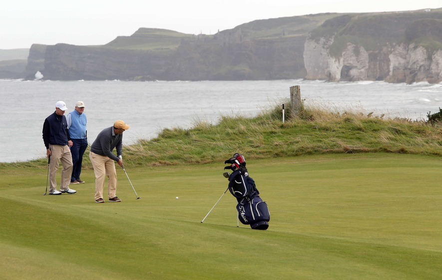 Portrush to make way for arrival of Open in three years' time
