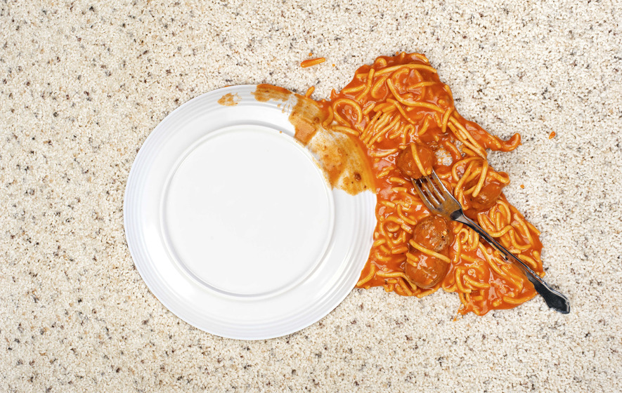 Researching the five-second rule: Money well spent?