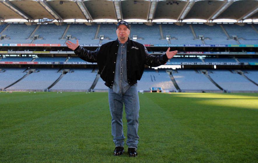 Garth Brooks among previous Irish concert cancellations