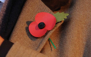 Rector resigns after British Legion flag row