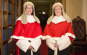 First female judges appointed to High Court in historic move