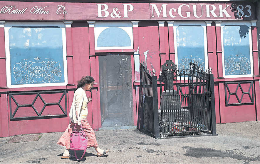 PSNI continuing to cover up RUC failure of past, say McGurk's families