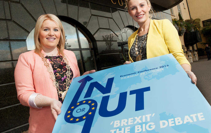 Newry to debate: 'Can we afford to leave Europe?'