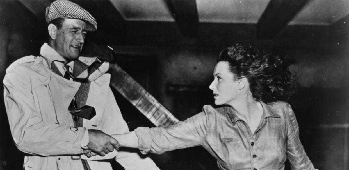 Legendary actress Maureen O'Hara has died aged 95