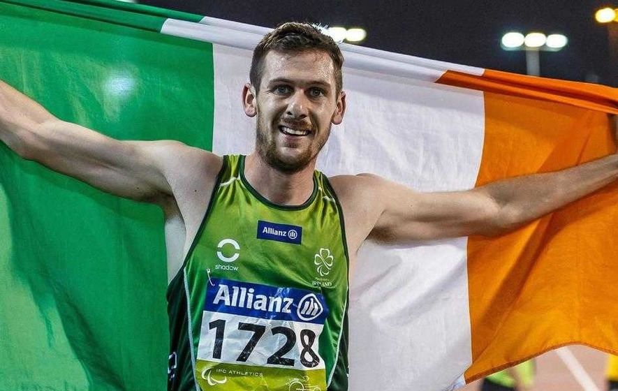Smyth and McKillop win World Championship golds in Doha