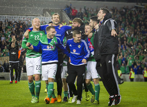 Northern Ireland to face Latvia in a friendly next month