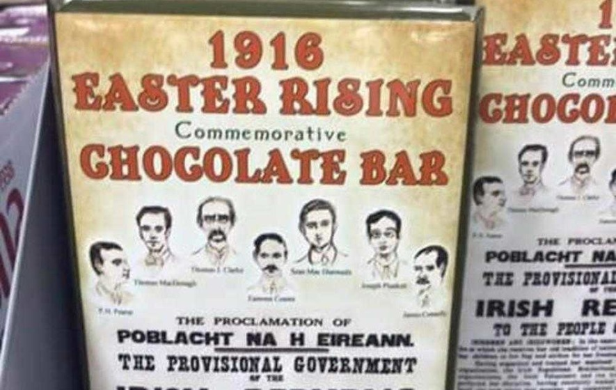 Dublin store unveils the Easter 'Choclamation'