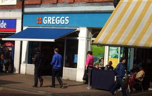 bakery chain greggs opens third belfast store   the irish news