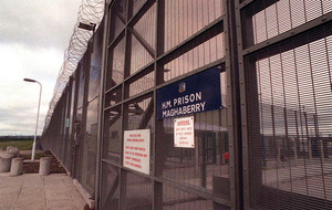 Spike in drugs and violence across all three prison estates