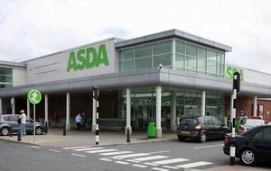 Asda closes gap on Sainsbury's as sales increase
