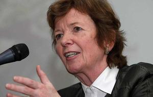 Mary Robinson to celebrate Corrymeela's 50th birthday