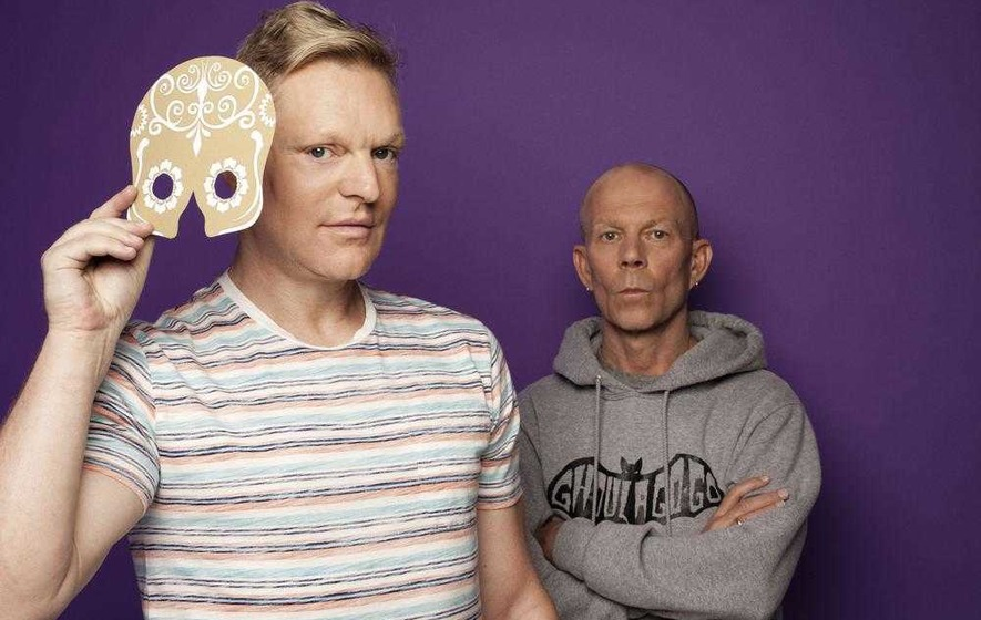 Erasure back centre stage with new 'best of'