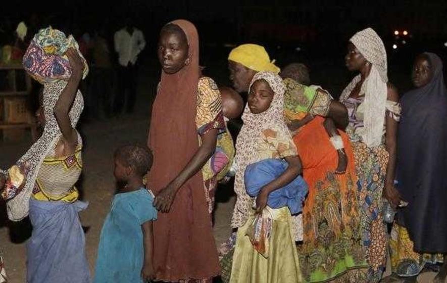 Nigerian troops save 338 Boko Haram captives