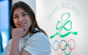 Katie Taylor's all-time boxing record attempt put on hold