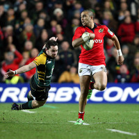 Weakened Munster down by Newport Gwent Dragons