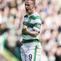Griffiths asks for Celtic fans' help in intimidating Molde