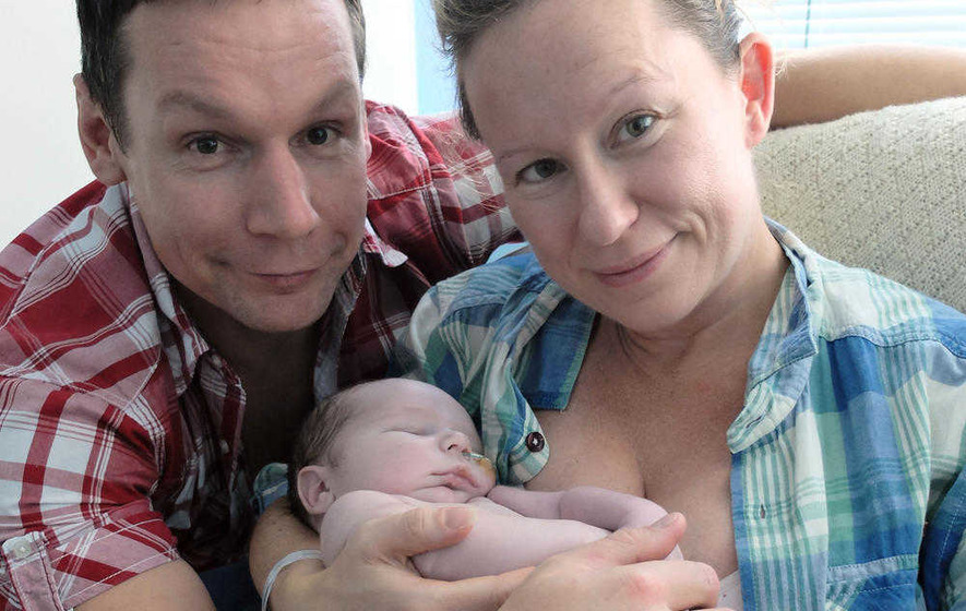 The danger of group B Strep and the fight for life