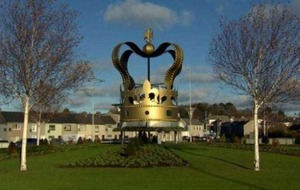 SDLP: 'Cheap and tacky' Larne crown should be scrapped