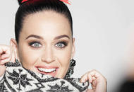 Music Scene: Katy Perry the sound of winter clothing