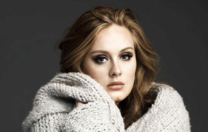 Adele to begin European tour in Belfast