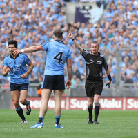 Cavan's McQuillan named as International Rules referee
