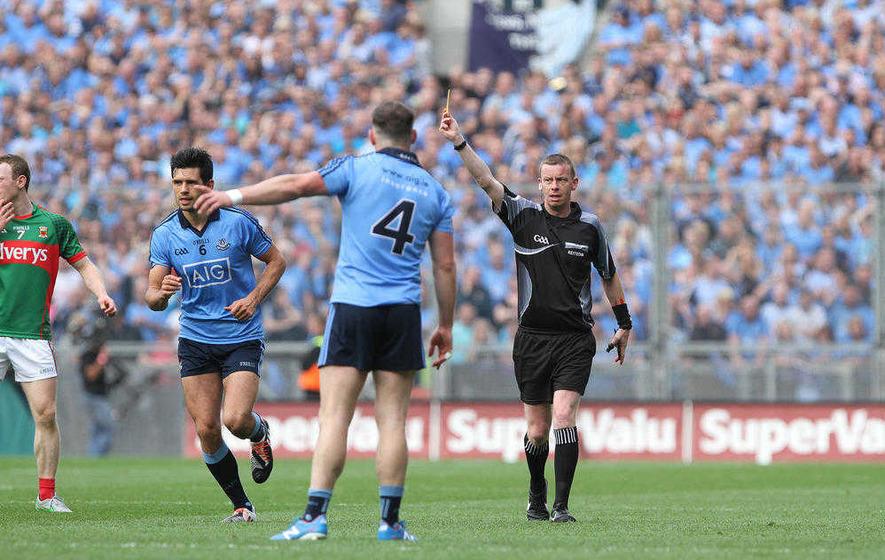Cavan's McQuillan named as International Rules referee
