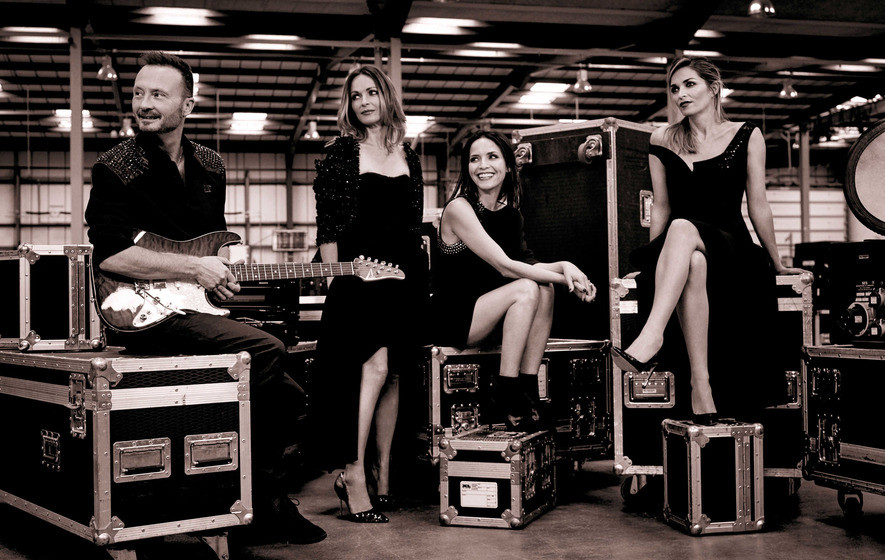People under-estimate our musical ability, say 'beautiful' Corr sisters