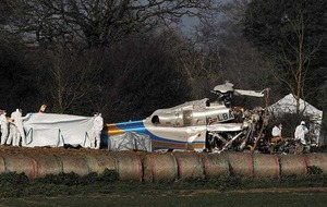 Fatal helicopter crash recordings 'may be lost'
