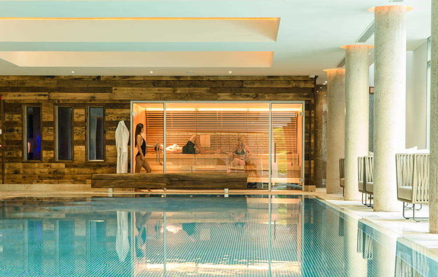 Pamper yourself with a trip to thermal spa village