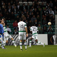 Celtic's Europa hopes faint after defeat to Molde