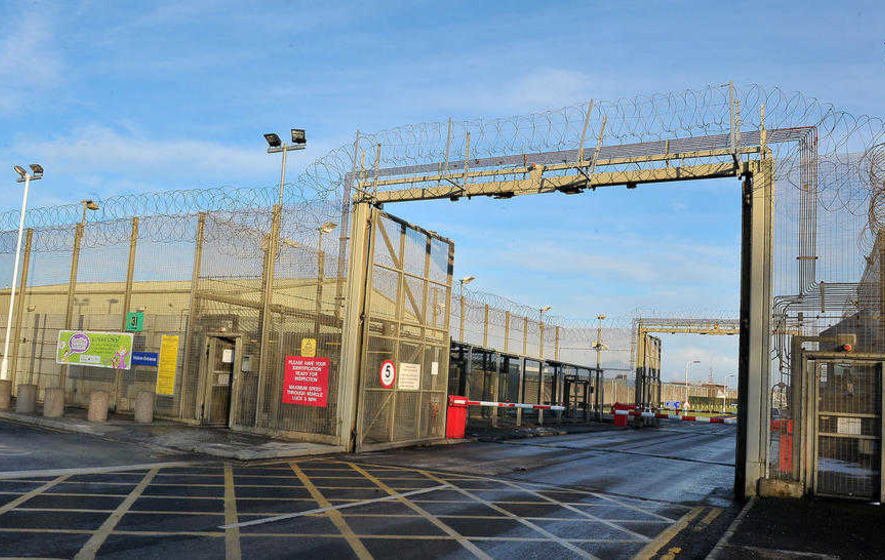 'Barbaric' conditions for dying Maghaberry inmate