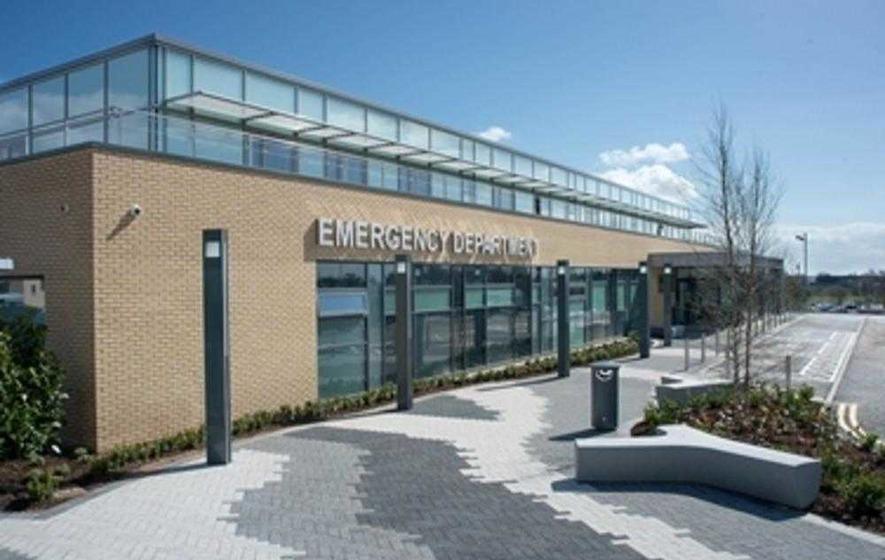 Paediatric nurses in Antrim vote for industrial action