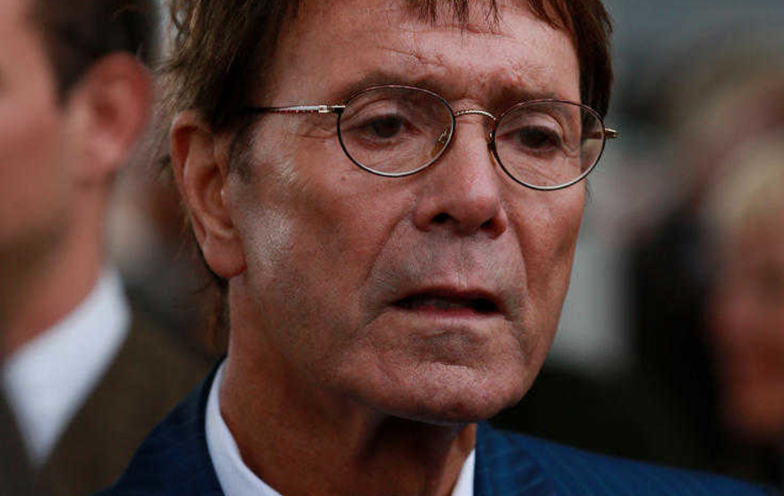 Sir Cliff interviewed by police